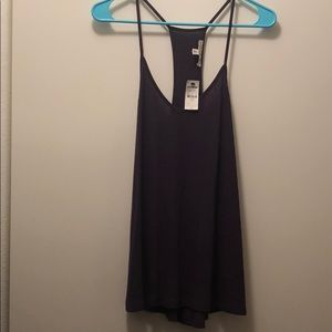 Express Plum Tank Top